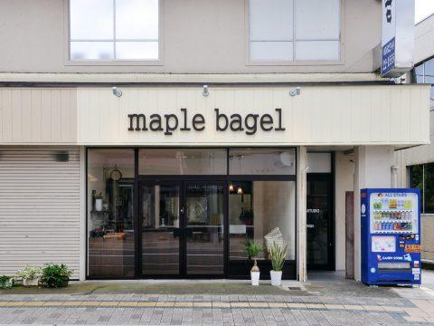 maple bagle [メープル・ベーグル]